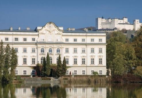 Veranstaltungsort Hotel Schloss Leopoldskron